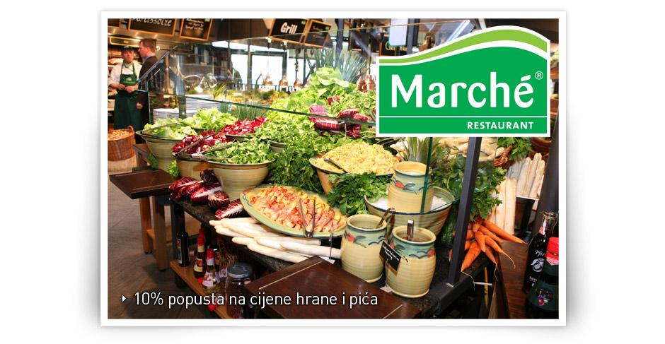 Restorani Marché