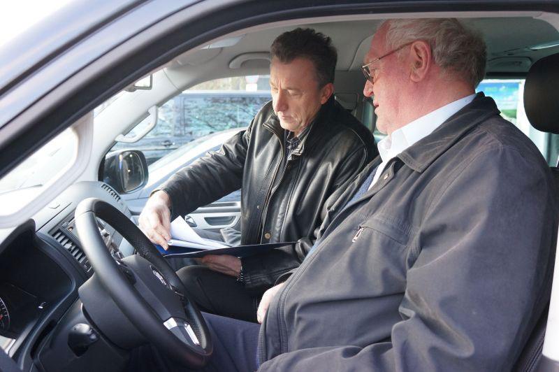 Praktični dio obuke vozača