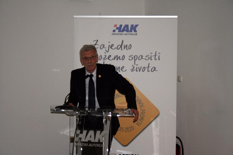 Glavni tajnik HAK-a Zvonko Šmuk