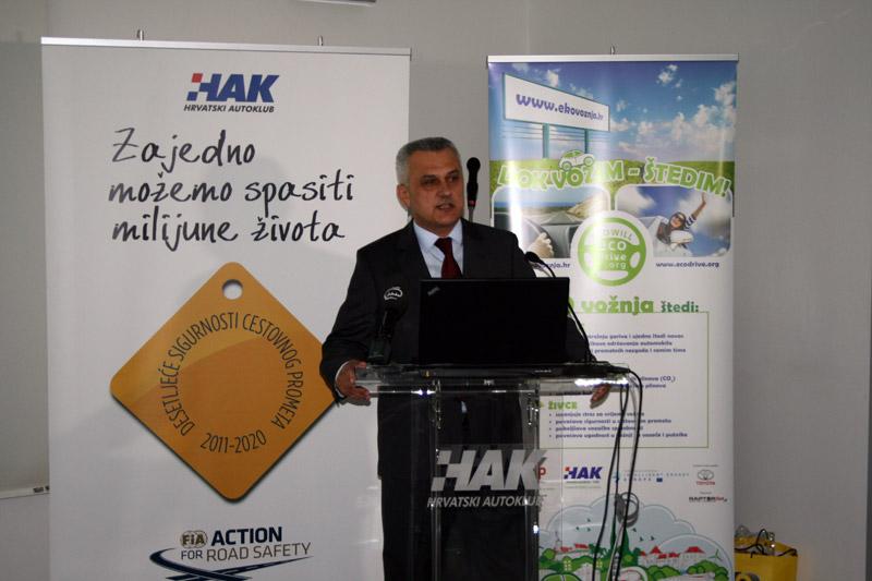 Predsjednik HAK-a Ivo Bikić