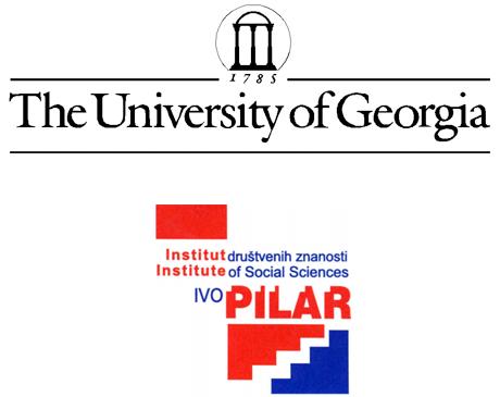 University of Georgia, Institut Ivo Pilar