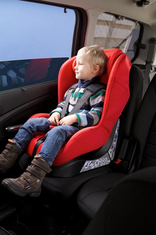 Rezultati testa dječjih autosjedalica 2012.