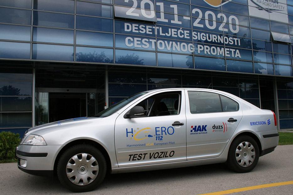 Vozilo za testiranje uređaja