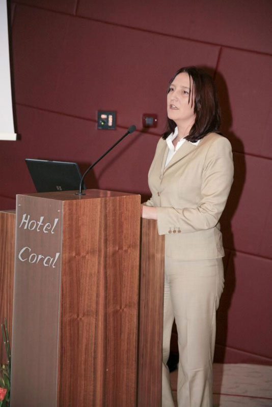 Irena Ribić, voditeljica Odsjeka touring poslova u HAK-u