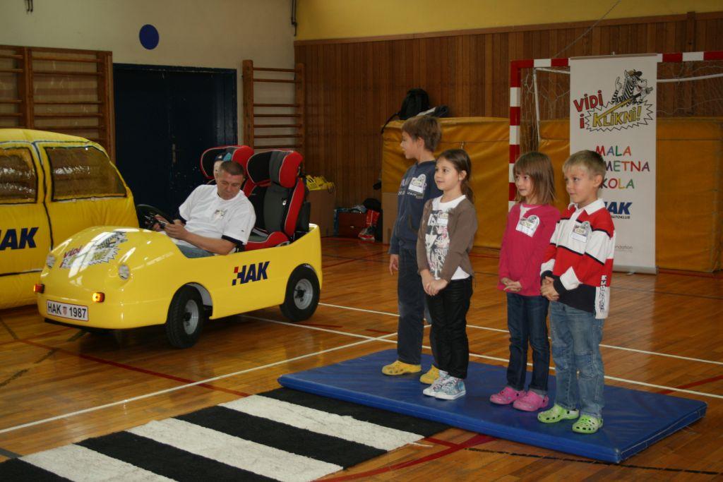 Mala prometna škola
