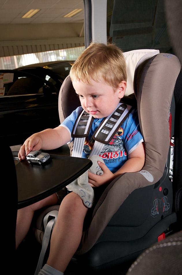 HAK objavio rezultate novog testa dječjih auto sjedalica
