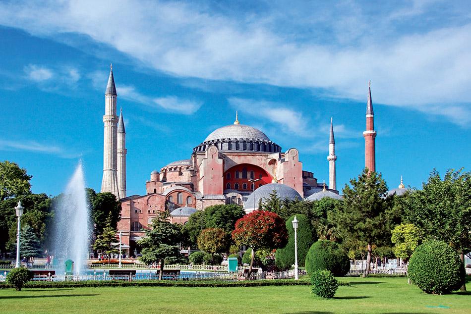 Istanbul Džamija