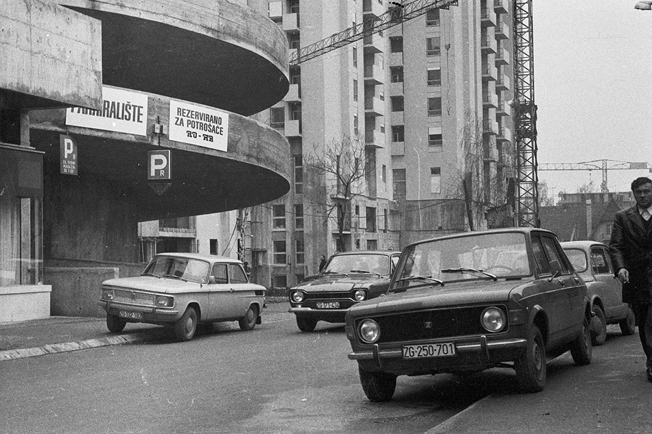 Zagrebački promet kroz povijest i fotografiju
