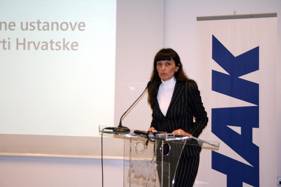 Leila Krešić-Jurić, direktorica Sektora za turizam HGK