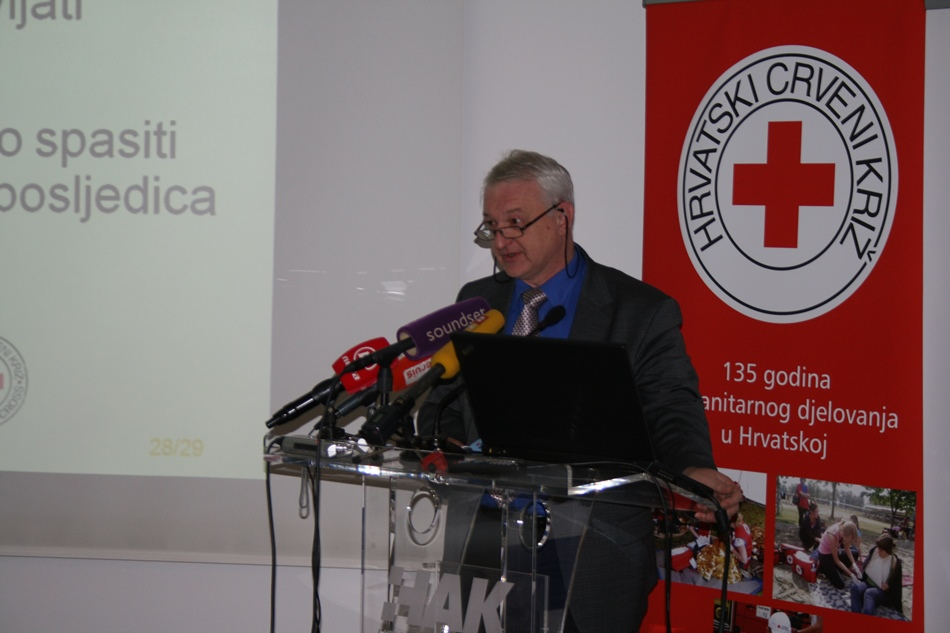 Darko Brozović iz HAK-a