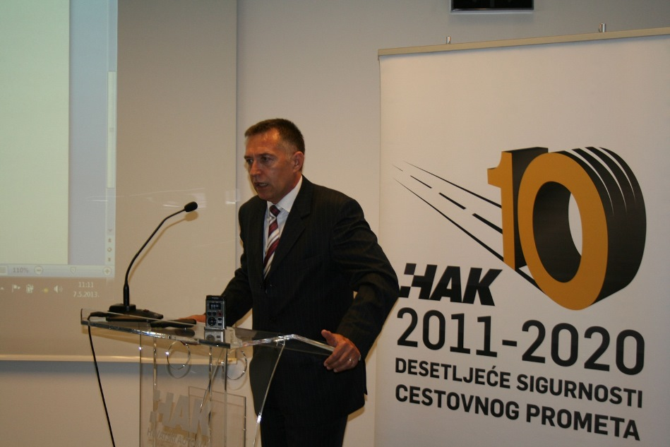 Veselin Bisevac, pomoćnik ministra pomorstva, prometa i infrastrukture