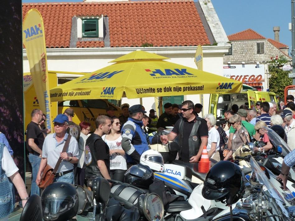 HAK na akciji Mopedi i motocikli u prometu