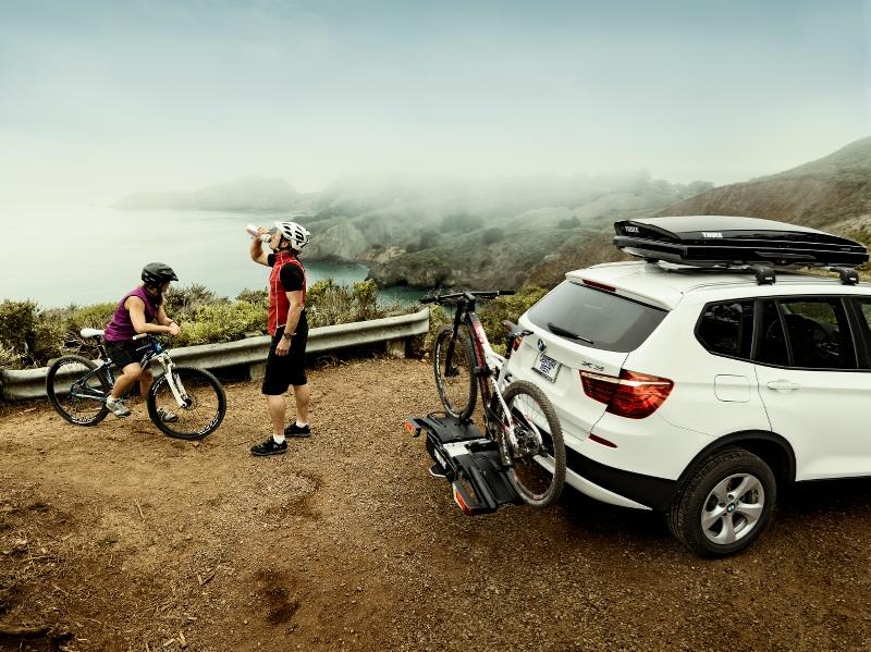 Sigurnost prijevoza bicikala na vozilu