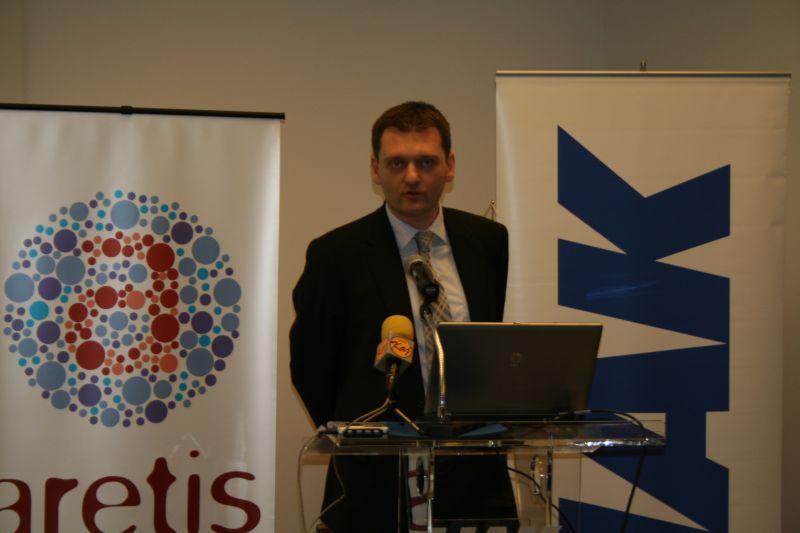 Dario Mustač, direktor tvrtke HAK Usluge d.o.o.