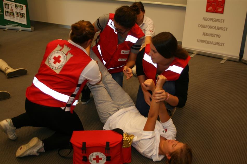 Projekt: I Ti možeš spasiti život - Demonstracija 1