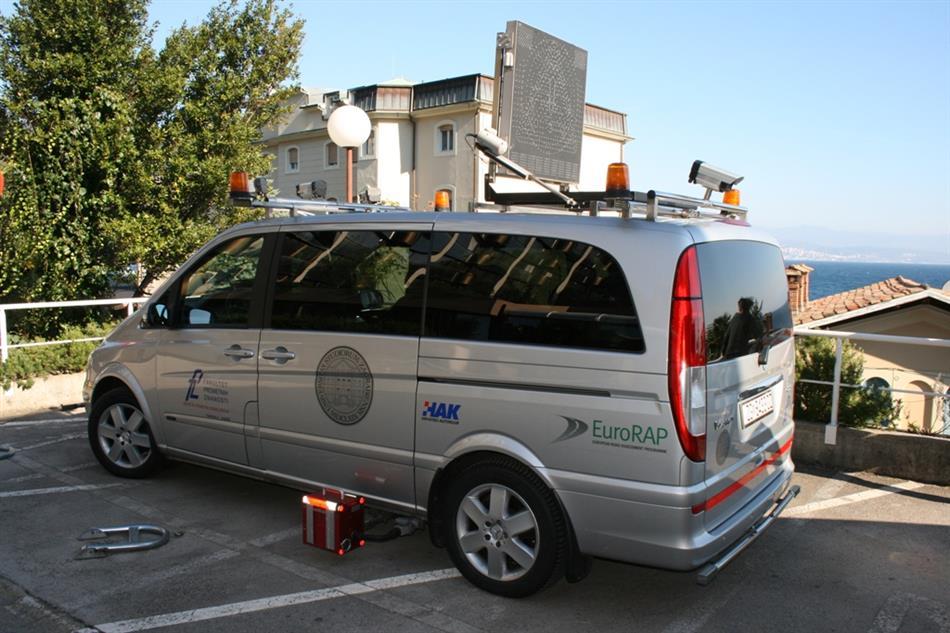 Hrvatski autoklub i Fakultet prometnih znanosti pokrenuli izradu snimke Jadranske magistrale po programu EuroRAP