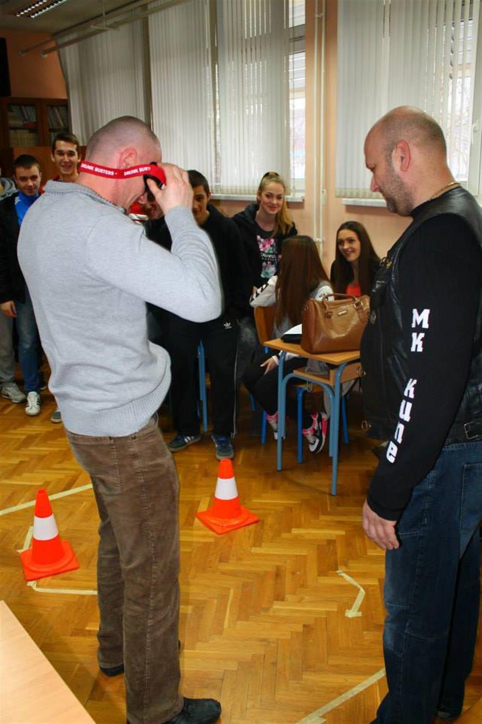 Preventivni program za srednjoškolce u Osijeku