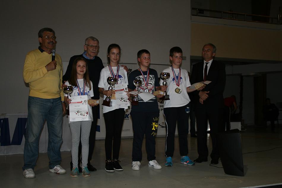 Pojedinačni pobjednici natjecanja u Zadru koji će predstavljati ekipu HAK-a na međunarodnom natjecanju u Beču