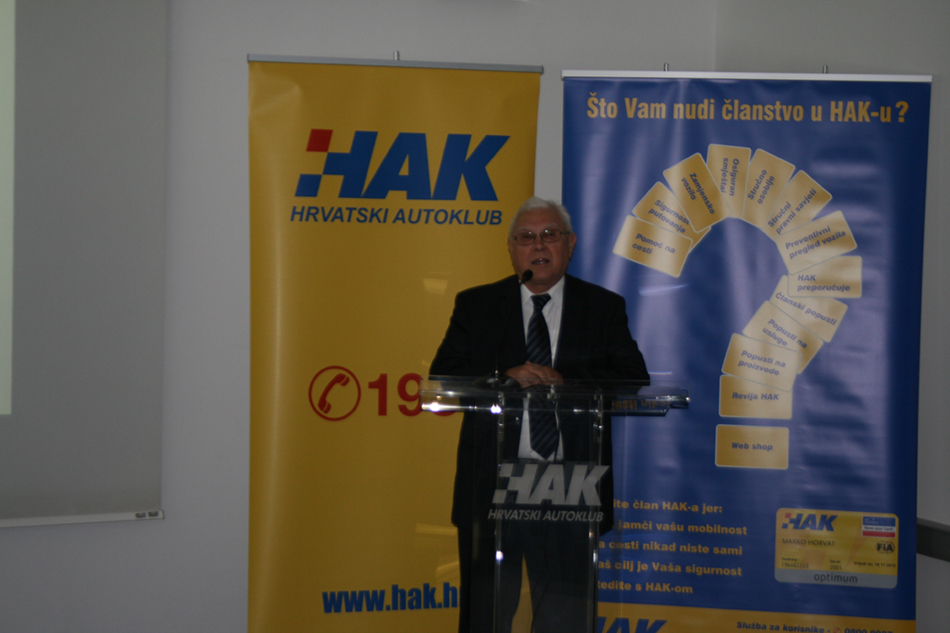 Vjekoslav Gorupić, predsjednik AK Končar