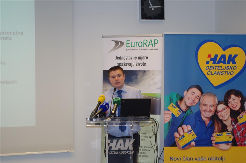 Marko Ševrović s Fakulteta prometnih znanosti