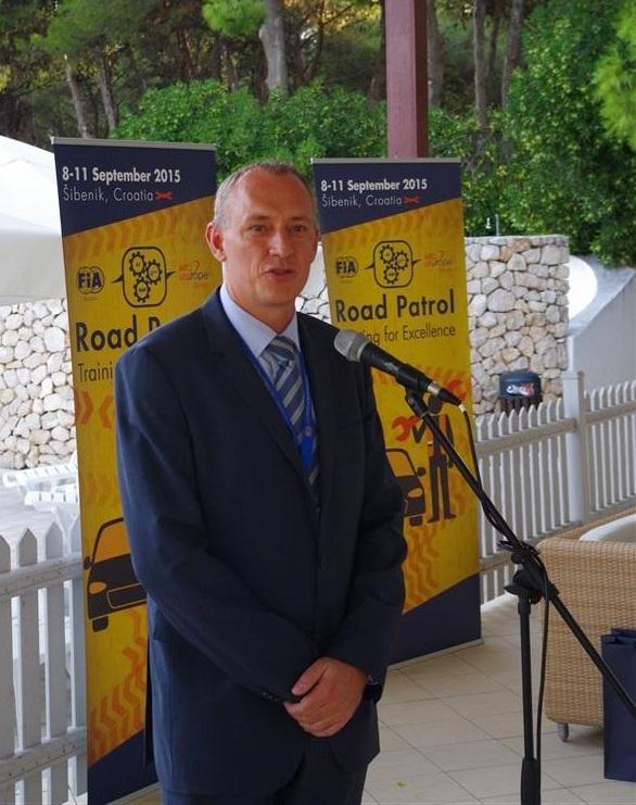 Jacob Bangsgaard, generalni direktor FIA Regije I