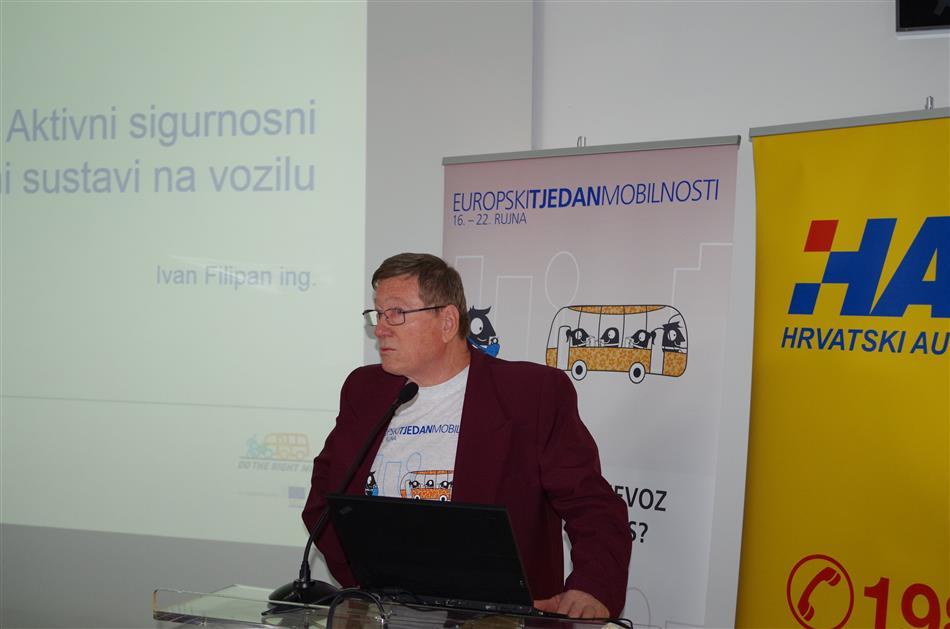 Ivan Filipan - umirovljeni voditelj edukacije HAK-ovih mehaničara