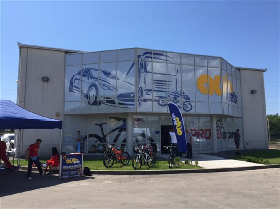 Autoklub Rijeka i Auto-moto klub Slavonac iz Osijeka podržali akciju besplatnog testiranja amortizera Auto Kreše