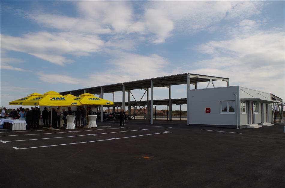 Otvoreno novo carinsko smjestište Hrvatskog autokluba u Zadru