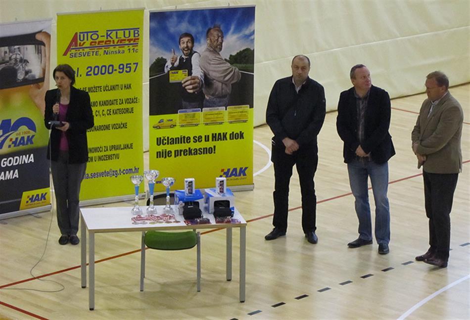 Održano natjecanje Sigurno u prometu u gradskoj četvrti Sesvete