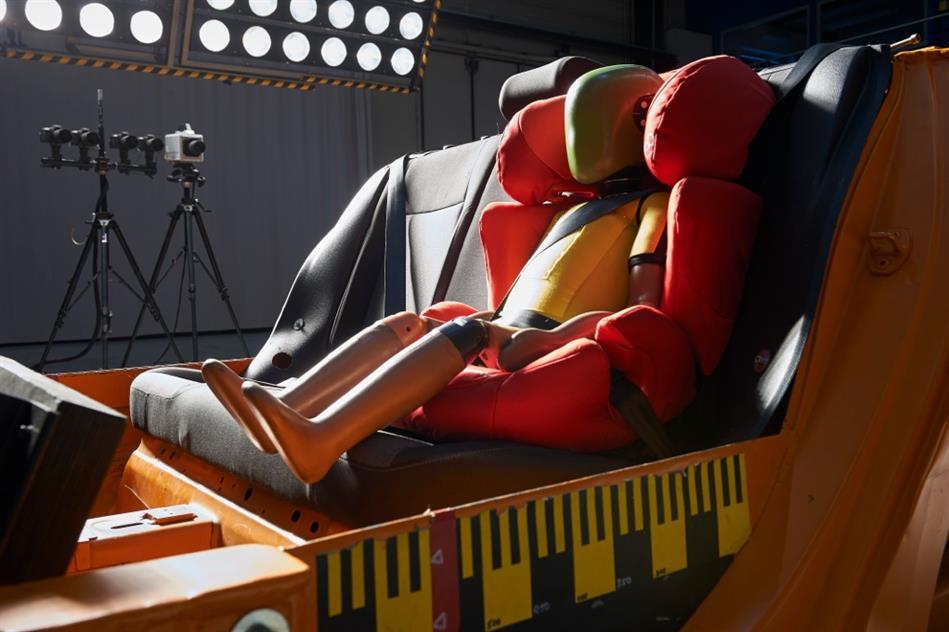 Novi HAK-ov test dječjih autosjedalica