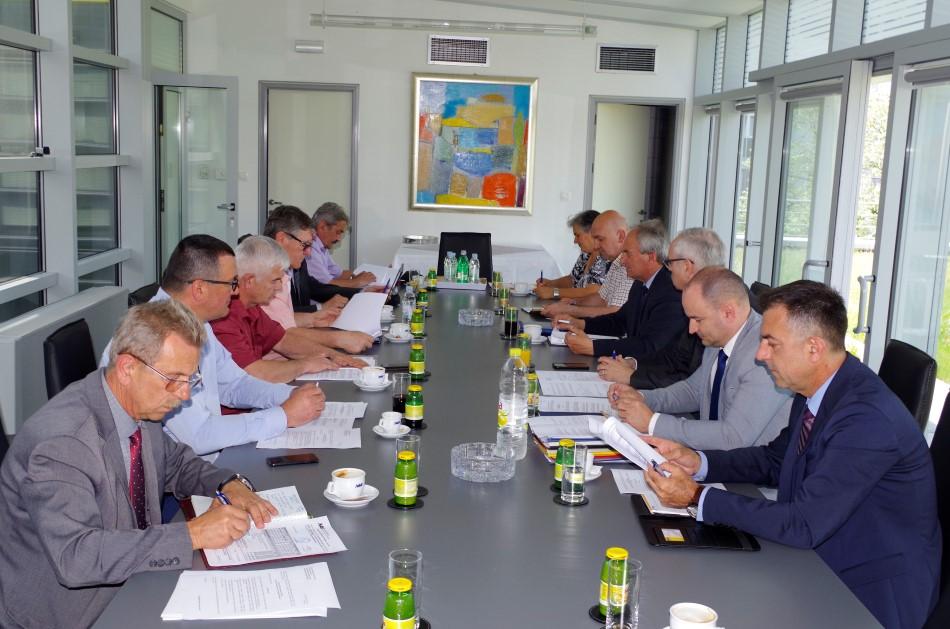 Održana sjednica Odbora za javne ovlasti Hrvatskog autokluba