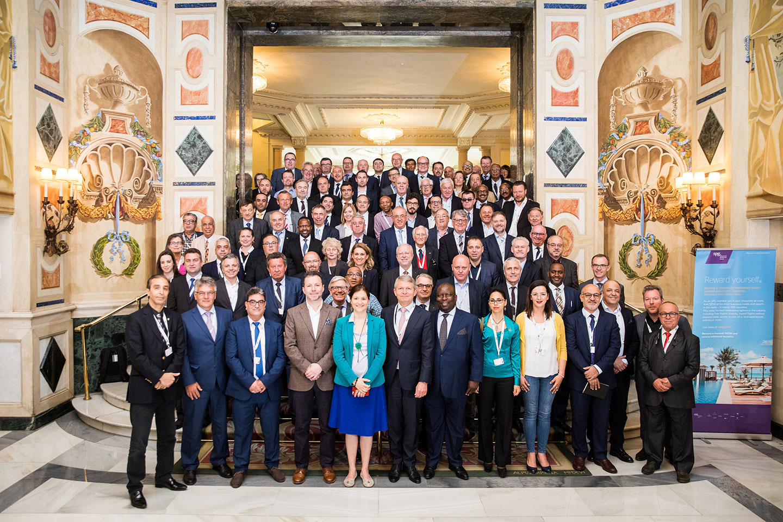 Članovi Skupštine FIA Regije I