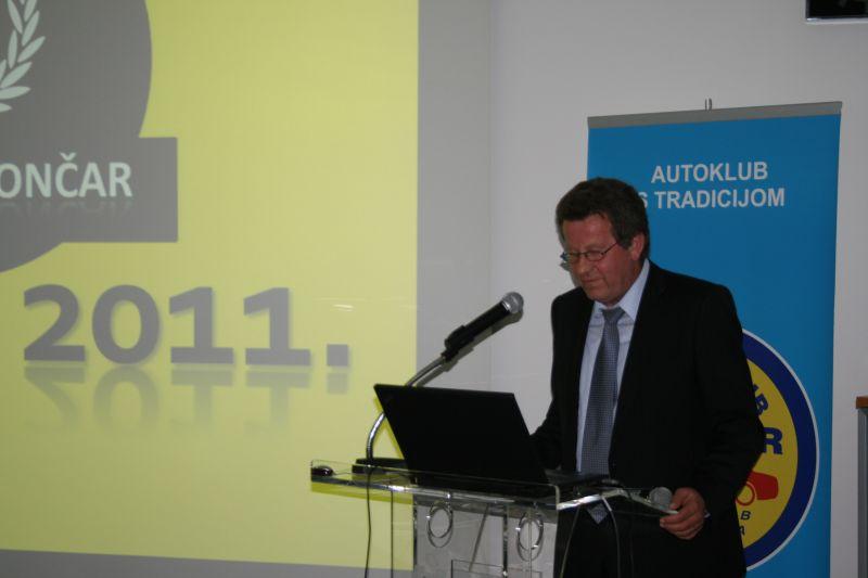 Slavko Tušek, zamjenik predsjednika HAK-a