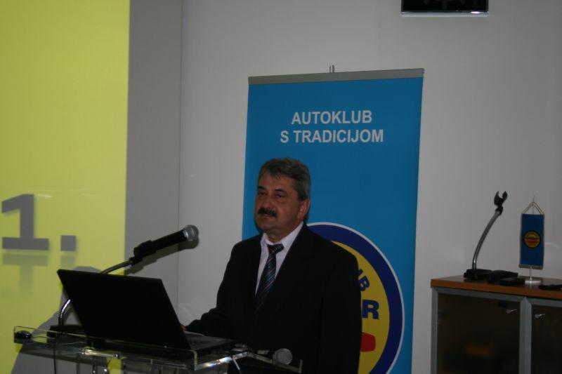 Goran Kilibarda, tajnik AK Končar