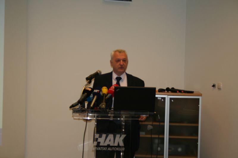 Voditelj EuroTest projekta u HAK-u Darko Brozović