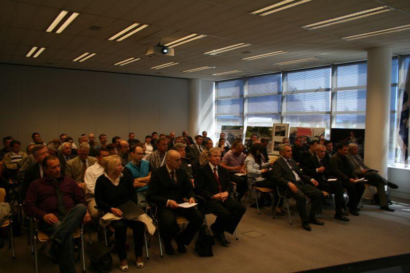 Brojni uzvanici u Hrvatskom autoklubu