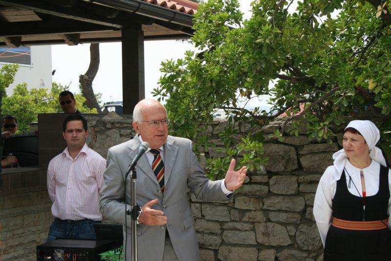 Gradonačelnik Zadra, Zvonimir Vrančić