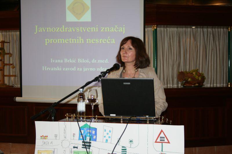 Ivana Brkić Biloš, Hrvatski zavod za javno zdravstvo