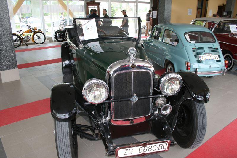 Nash iz 1928.