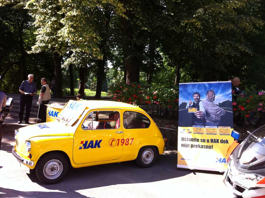 Karlovac: Promocija članstva HAK-a