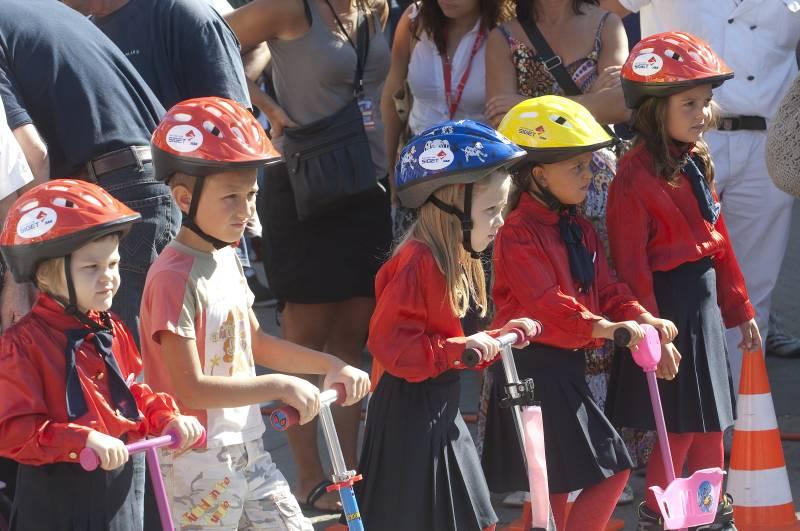 Škola je počela - Sigurno i vješto u prometu 2011.