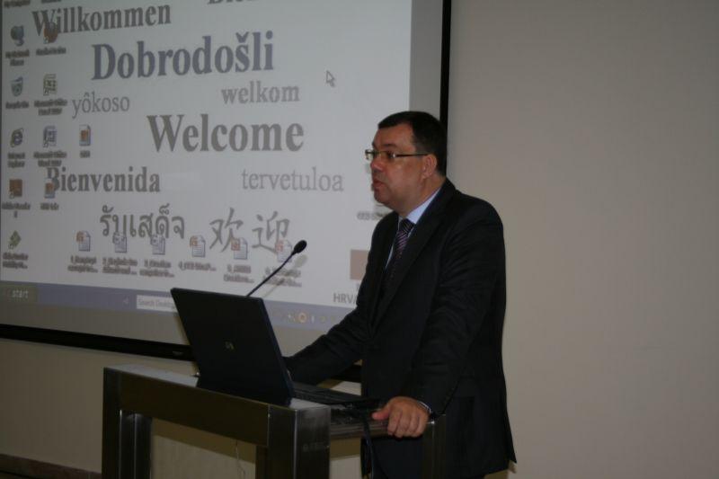 Ministar turizma Damir Bajs
