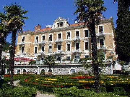 Hotel Opatija (unutrašnjost)