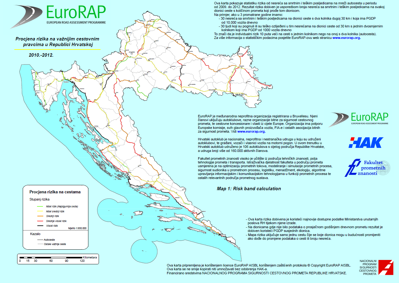 EuroRAP-Karta