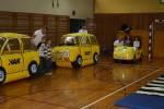 Postupak prolaska između parkiranih vozila, crta vidljivosti, međusobno uočavanje djece i vozača