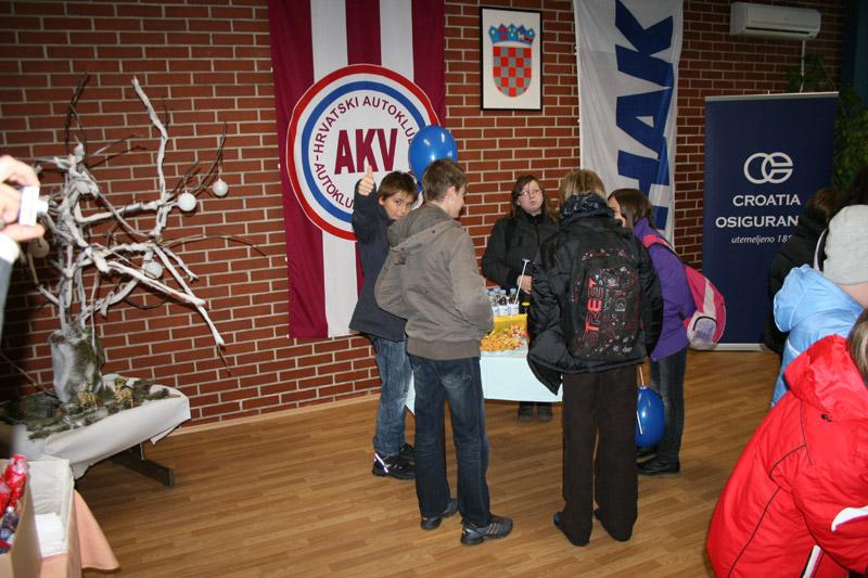 """Edukacija djece u AK """"Varaždin"""""""