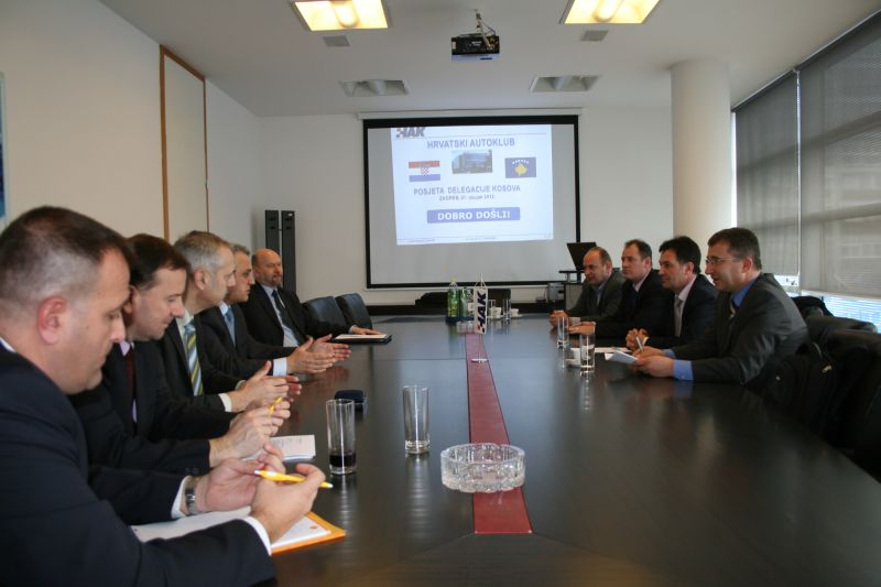 Delegacija Republike Kosovo u HAK-u