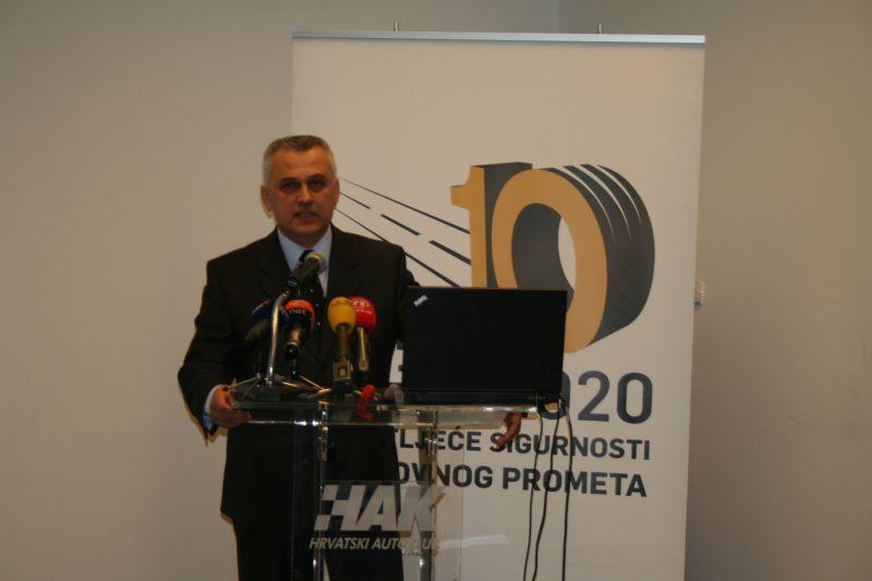 Ivo Bikić, predsjednik HAK-a