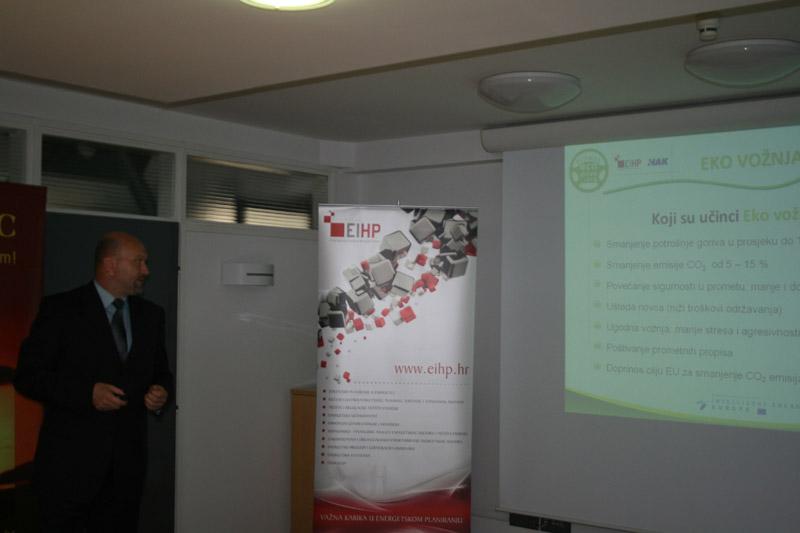 Doc. dr. sc. Sinan Alispahić, rukovoditelj Sektora za vozače u Hrvatskom autoklubu