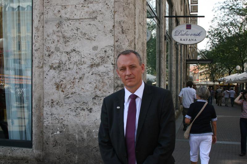 Generalni direktor FIA Regije I - Jacob Bangsgaard